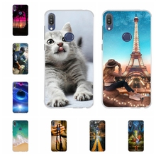 For Asus Zenfone Max Pro M1 ZB601KL Case TPU For Asus Max Pro ZB601KL Cover Romantic Pattern For Asus Max Pro M1 ZB601KL Bag asus a88x pro