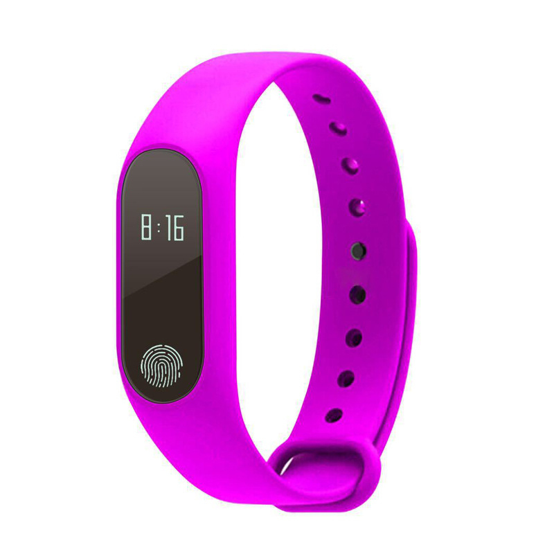 DTNO.I mi band 2 M2 Smart Bracelet Heart Rate Monitor Bluetooth Smartband Health Fitness Tracker SmartBand Wristband 19