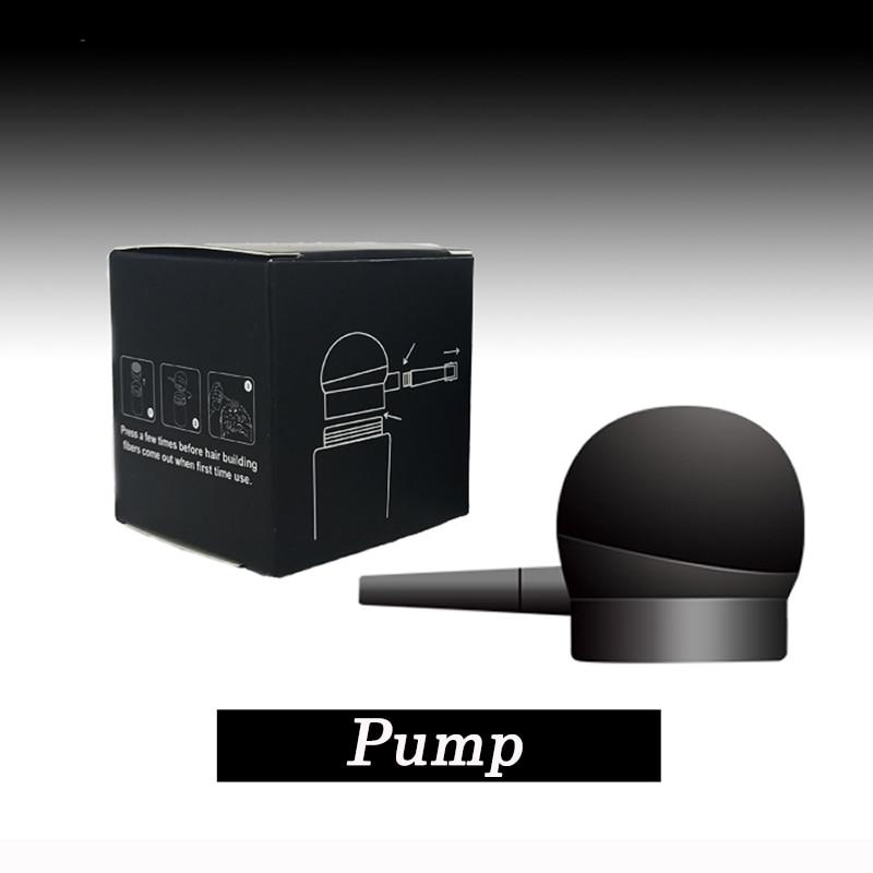 Applicator spray hair fiber pump for hair building fibers bottle fix 12g/25g/27.5g toppik bottle toppik в москве