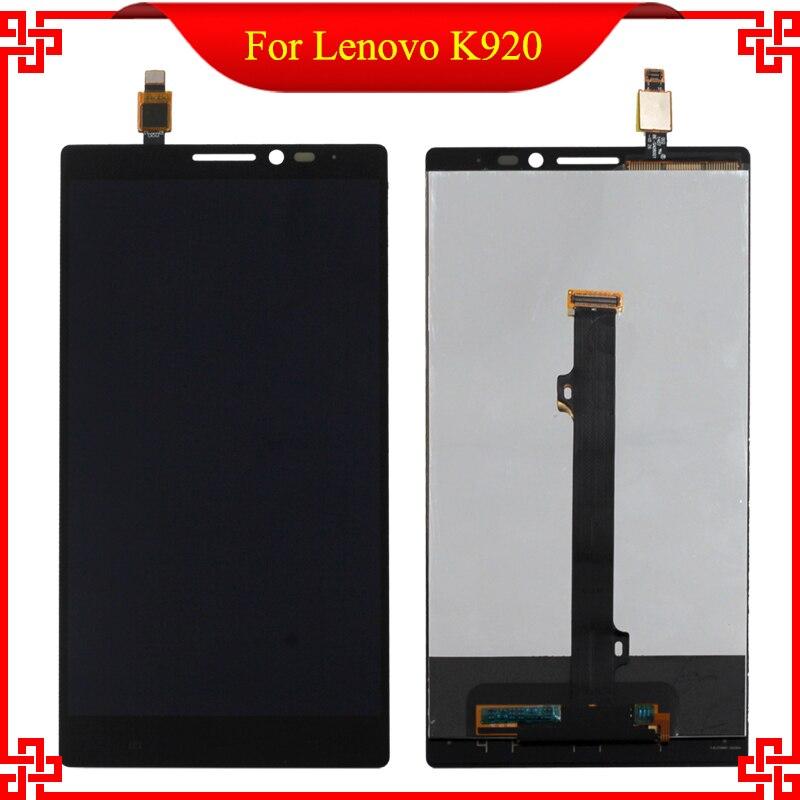 Para lenovo vibe z2 pro k920 pantalla lcd con pantalla táctil digitalizador asam