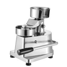 Hamburger-Maker-Machine Patties-Maker Manual Diameter-500-Pads 13cm