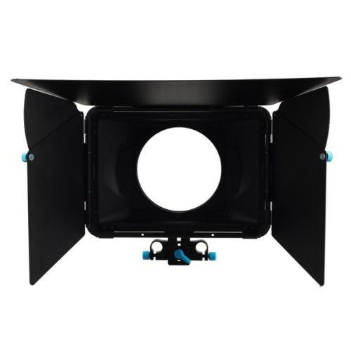 FOTGA DP3000 Pro DSLR matte box sunshade w/ donuts f 15mm rod rail rig 5D II III fotga dp3000 15mm rail rod advanced qr