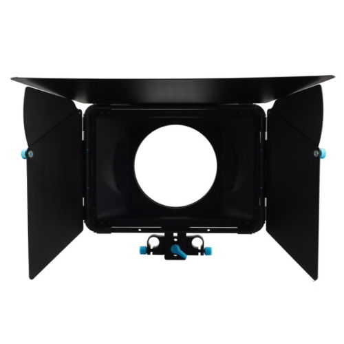 FOTGA DP3000 Pro DSLR matte box sunshade w/ donuts f 15mm rod rail rig 5D II III fotga dp3000 pro swing away matte box 4 3 16 9 ratio masks for 15mm rod dslr rig