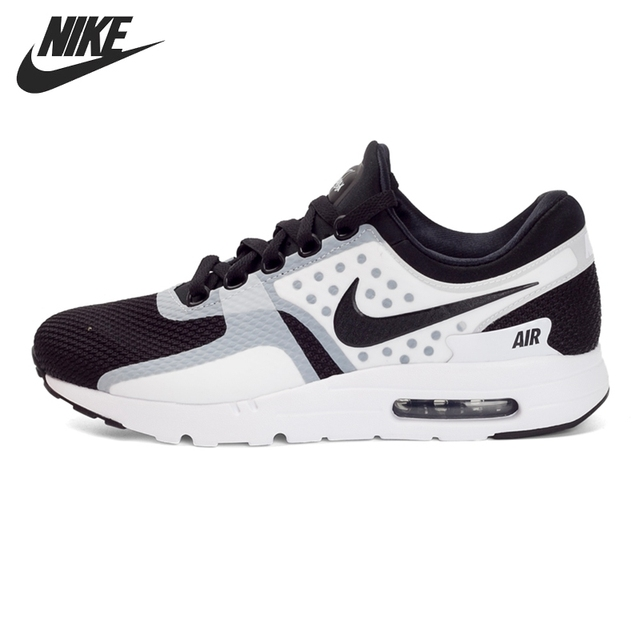 102bafe315e7 Original New Arrival NIKE AIR MAX ZERO ESSENTIAL Men s Running Shoes  Sneakers