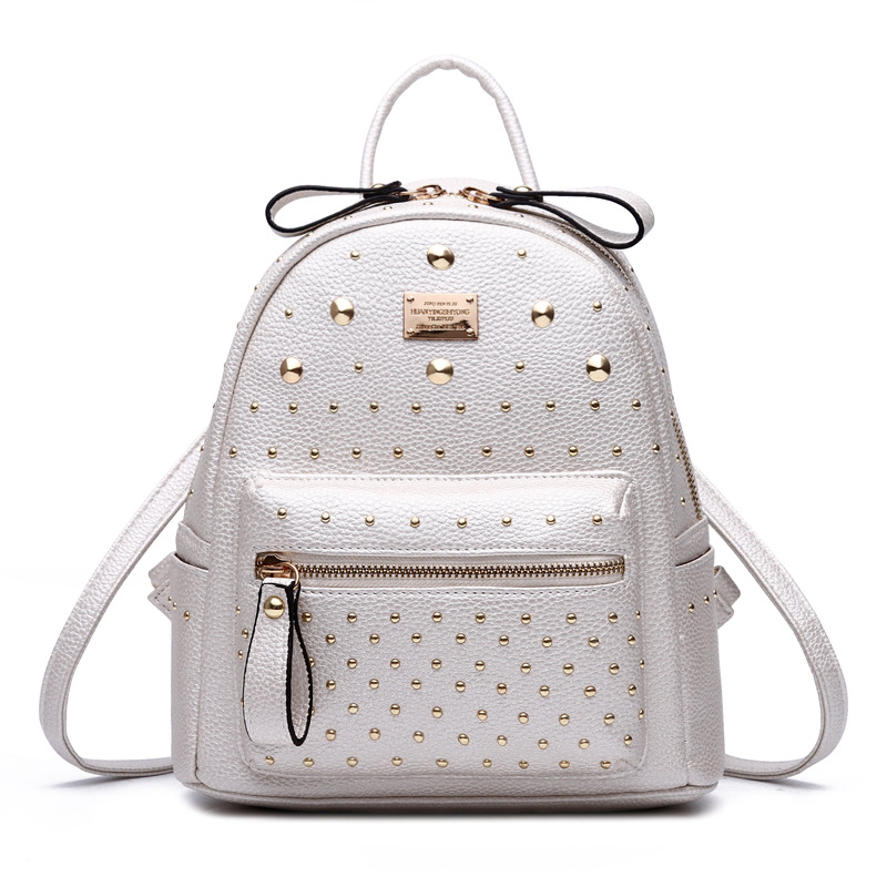 2017 new direct students bags Middle school students shoulders female bag College students shoulder bags