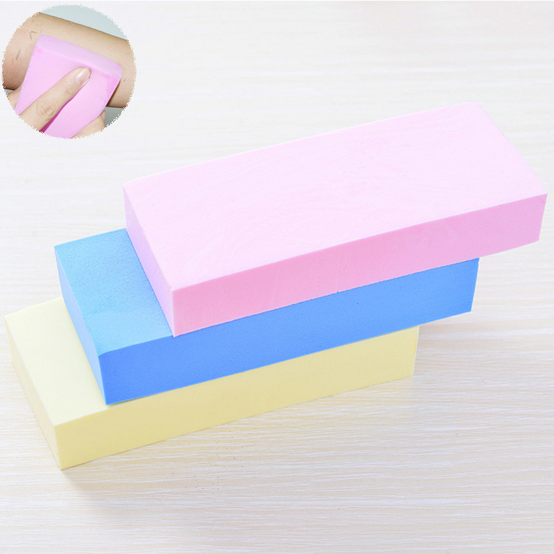 1PC Hot Exfoliating Sponge Bath Shower Wash Body Skin Cleaning Massage Scrubber Bathroom Tools