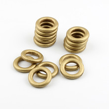 20pcs 34mm Gold color Wood Circle Connectors Wooden Beads for Jewelry Making DIY Kids Rattle Pacifier Clip lollipop Attachment