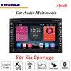 Liislee For Kia Sportage 2016 Stereo Android Radio DVD Player BT Wifi GPS MAP NAV Navigation