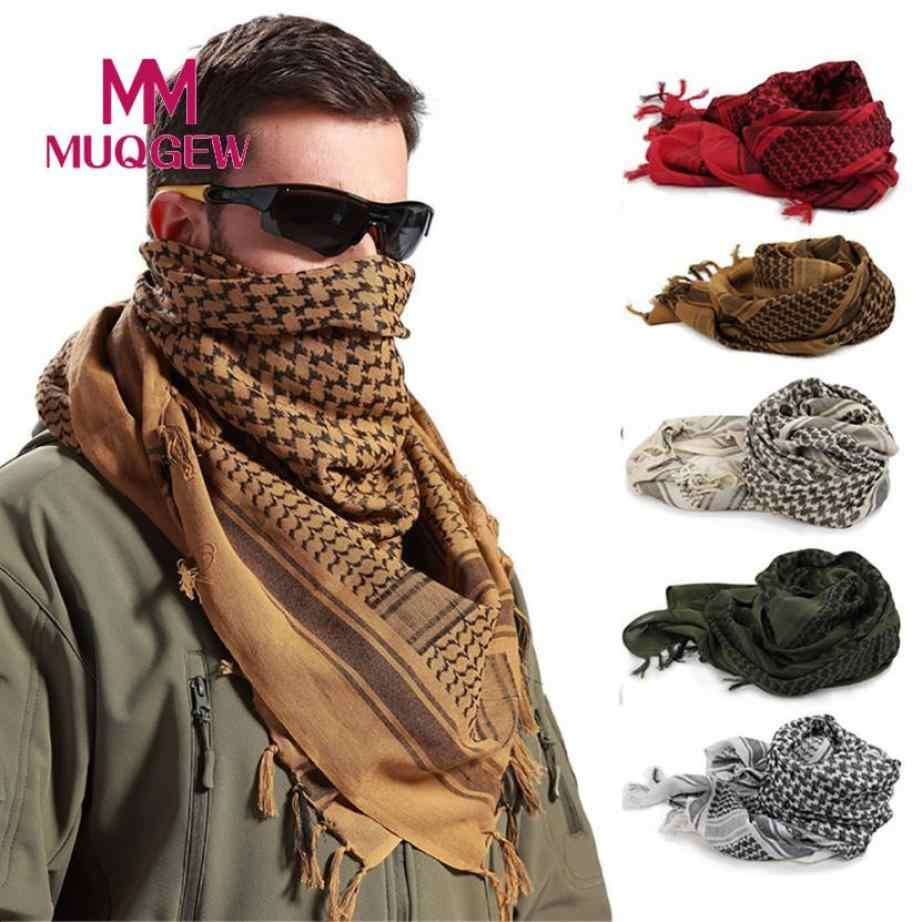 low priced b6368 42c9c Air Force Shemagh Military Mens Bandana Arab Scarves Tactical Desert Army  KeffIyeh Scarf Camping Hunting Bandana