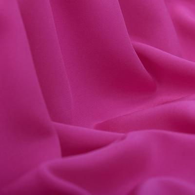 Летние модные однотонные сексуальные танцевальные юбки в стиле Лолиты, шифоновая юбка большого размера, Высококачественная брендовая Праздничная юбка - Цвет: Розово-красный