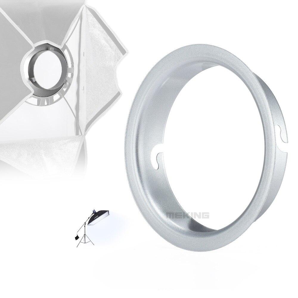 Meking Mounting Elinchrom-Mount Speed Ring Softbox Inner Elinchrom Mount For Studio Flash Strobe Light
