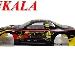 YUKALA 1/10 RC parts PVC paint
