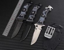 Watchman Fixed Blade  Straight knife Tactical Hunting High Quality Survival EDC Tool Collection Factory sale MH113