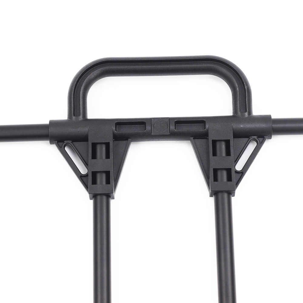 Trigo Alloy Sepeda S-Tas Frame Bahu Ransel Keranjang Tas Rentang untuk Brompton Di Depan Aksesoris Sepeda