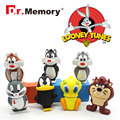 Pendrive animal 4G Daffy 8G Duck 16G Bugs Bunny 32G Crow Lion cat USB 2.0 Flash Drive U Disk Creativo Pendrive Memory Stick Gift