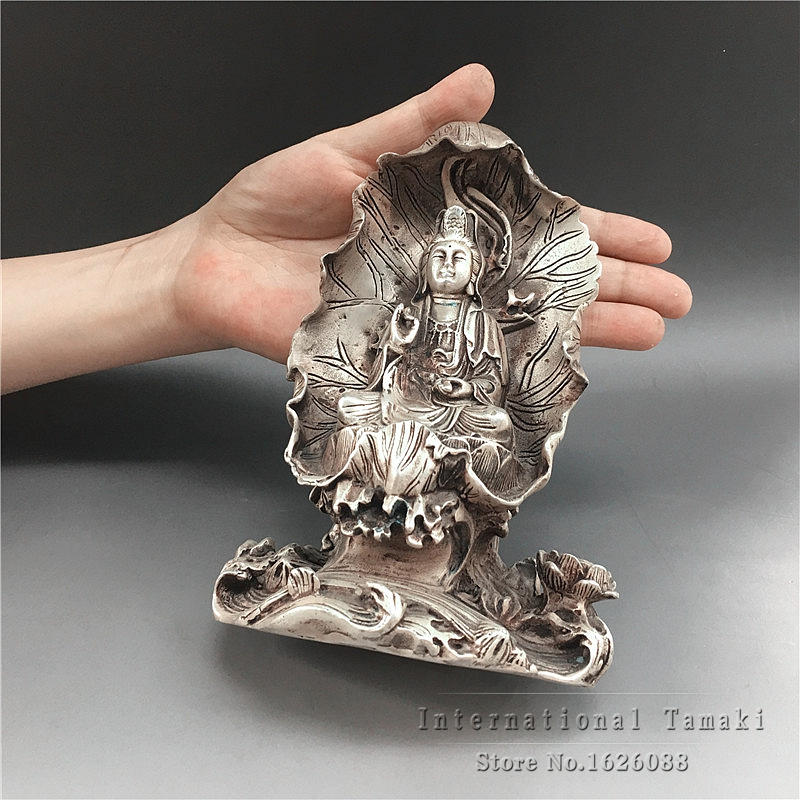 OLD TIBET SILVER CARVED EIGHT DIAGRAMS /& BIRD SNUFF BOTTLES