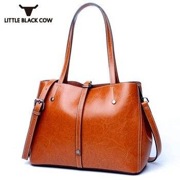 Fashion Business Work High Quality Leather Women Handbag Shopper Shoulder Bag Design Buckle Office Lady Messenger Crossbody Bags tote bags for work