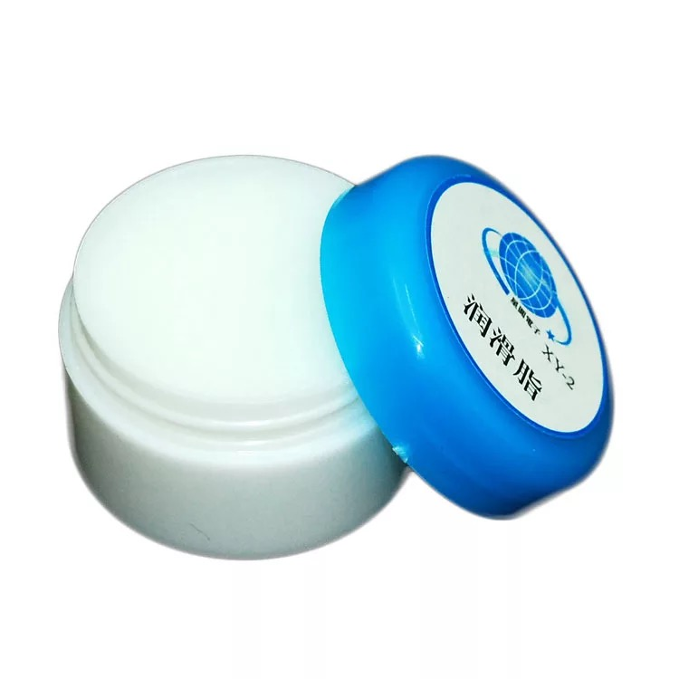 XY-2 Nontoxic Lubricating Grease for Gears Mechanical Equipment Printers Maintenance Semisolid Oil White