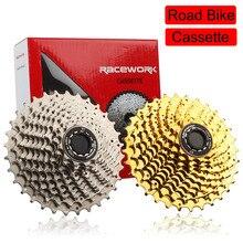 Road Bike Cassette 11 Speed Freewheel 11-28T 11-32T Gear Steel Silver Gold Bicycle Sprockets Flywheel For Shimano Bike Parts цены онлайн