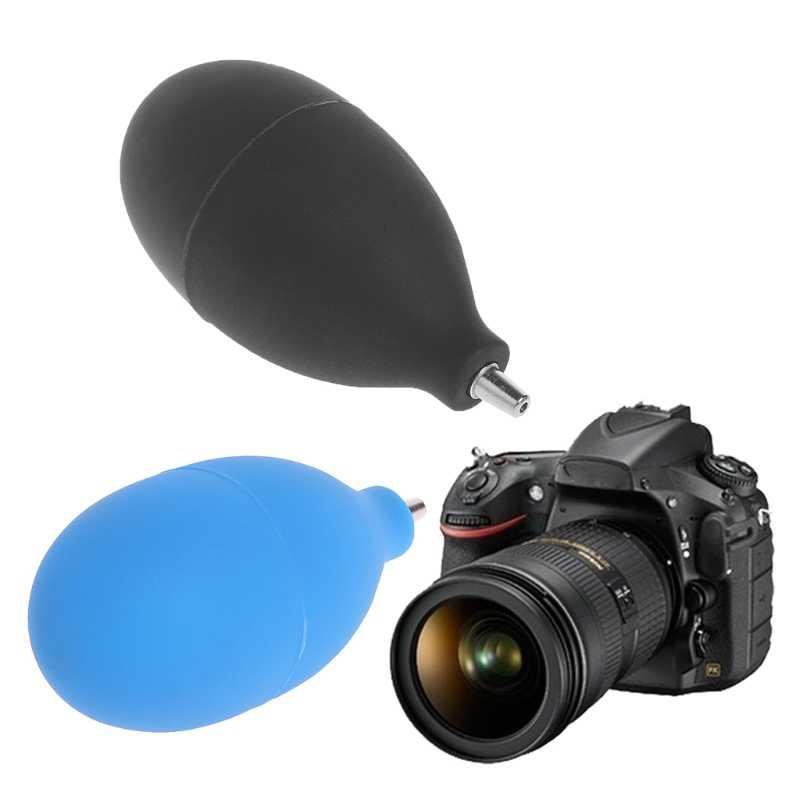 Резиновый металлический инструмент для очистки пыли для объектива цифровой камеры воздухонагнетательная помпа