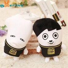 1pc Youpop KPOP Korean Fashion BTS Bangtan Boys plush doll cute cartoon toy boyfriend plush toy best valentines gifts