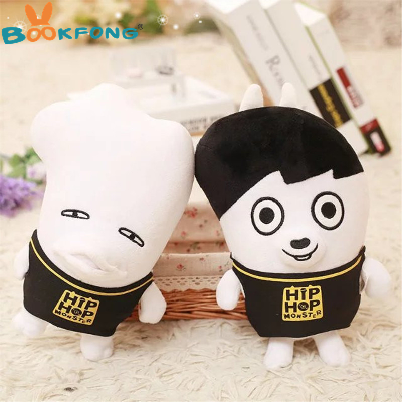 1pc Youpop KPOP Korean Fashion BTS Bangtan Boys plush doll cute cartoon toy boyfriend plush toy best valentines gifts 2017 hot sale kpop fashion harajuku bts infinite fisland boyfriend snsd bap tvxq shinee umbrella