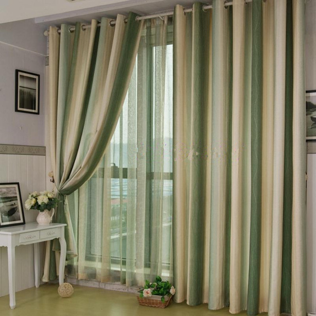 Curtains Ideas curtains for a green room : Online Buy Wholesale curtains green from China curtains green ...