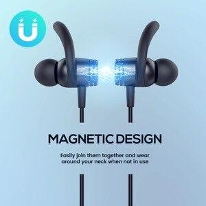 Image 5 - Mpow S10 IPX7 למי אוזניות ספורט Bluetooth 4.1 אוזניות מגנטיות 8H זמן משחק אוזניות עבור iPhone Xiaomi SONY
