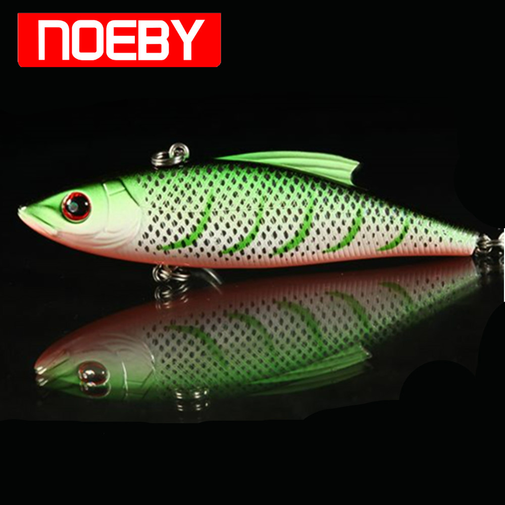 NOEBY VIB Lure 90mm33g NBL9141 Hard Fishing Lures Sinking Isca Artificial Para Pesca Leurre Dur Peche Plastic Bait noeby nbl9062 fishing lures 66g 140mm pencil sinking leurre peche mer brochet hard fishing bait
