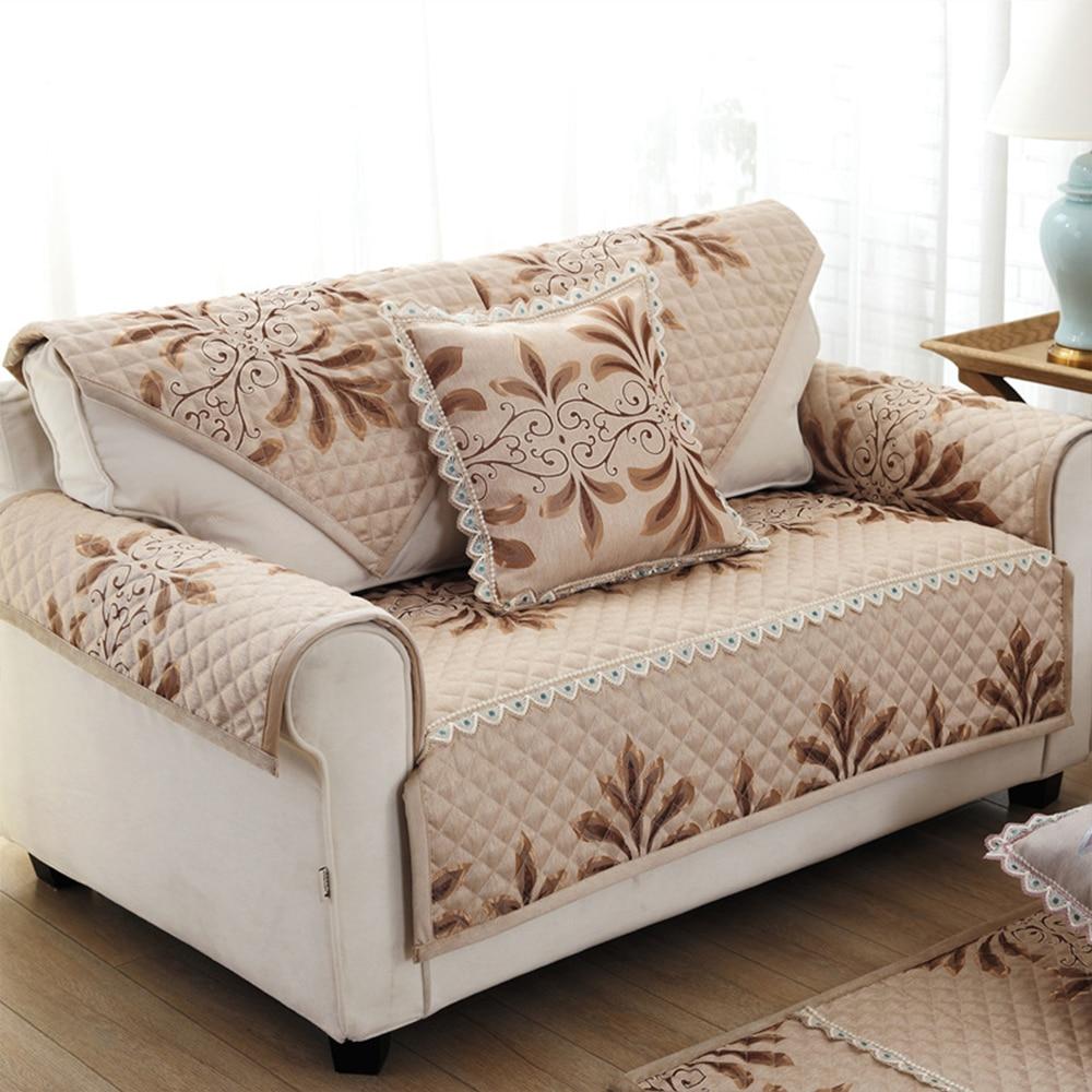 Jacquard sofa 59 off white jacquard lilly upholstered sofa - Copridivano beige ...
