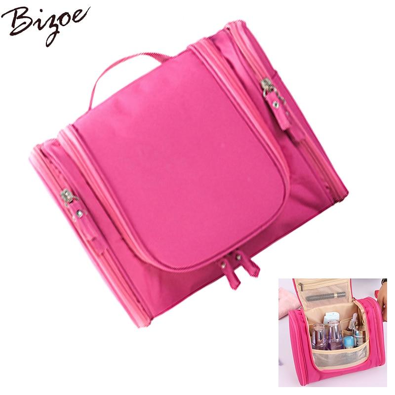 Men's Women's Cosmetic Bag Case Makeup T