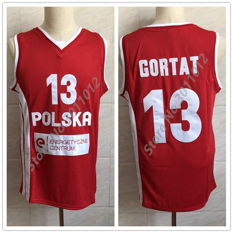 a20b0bea337 ... washington wizards sale 75fb9 f77a0; where can i buy aliexpress buy  2018 new 13 marcin gortat polska basketball jersey all size