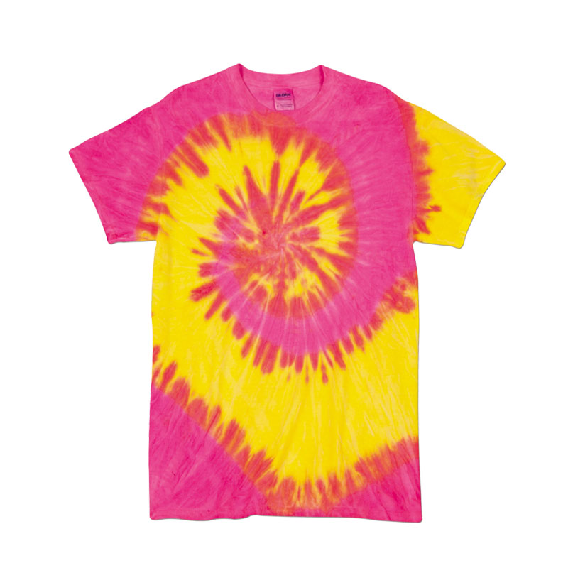 Tie Dyed Paisley T shirt Men and Women and Kids multi color family clothing US size S-XXL