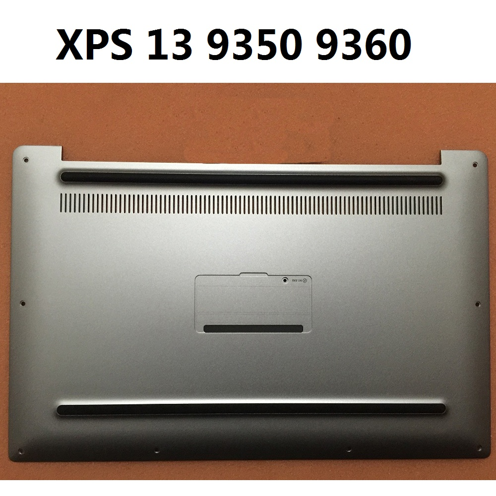Brand New Original Base Cover for Dell XPS 13 9350 9360 Genuine for Dell XPS 13 9350 9360 0NKRWG Bottom Case Cover