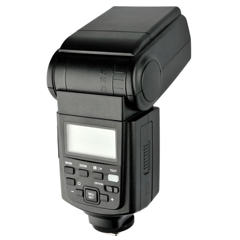 Camera Flash Light Godox TT680 E-TTL II Superior build quality Camera Flash Light Speedlite with mini stand for Canon EOS сотовый телефон philips e311 xenium navy