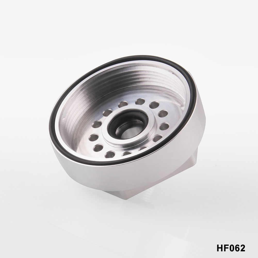 Nhôm Lọc Nhiên Liệu Adapter Dành Cho Chevy GMC 6.6L Duramax LB7 Lly Lbz Lmm Lml Năm 2500 3500 Kodiak Và Topkick các Ứng Dụng HF062-S