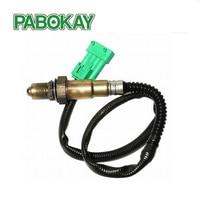 Sensor De Oxigênio Para PEUGEOT 106 206 306 307 RENAULT O2 4 CITROEN FIAT LANCIA Lambda Fio 96229975 0258006027 1628HN 0 258 006 027|Sensor de oxigênio dos gases de escape| |  -