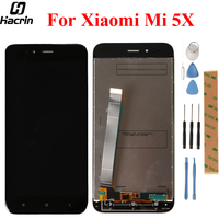 For Xiaomi Mi 5X LCD Screen High Quality LCD Screen Display Touch Digitizer For 5 5inch