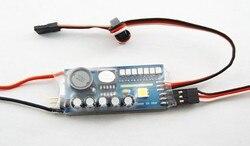 5A UBEC/pojemność wyświetlacz/alarmu niskiego napięcia 3-in-1 Heli wersja