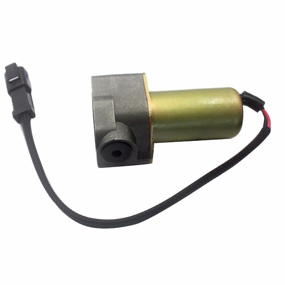 PC130 8 PC300 8 Solenoid Valve 702 21 07610 For Komatsu Excavator with 3 month warranty