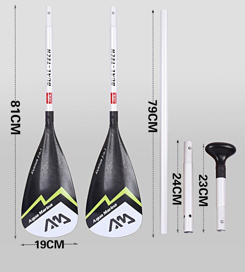 AQUA-MARINA DUAL-TECH Kayak Paddle