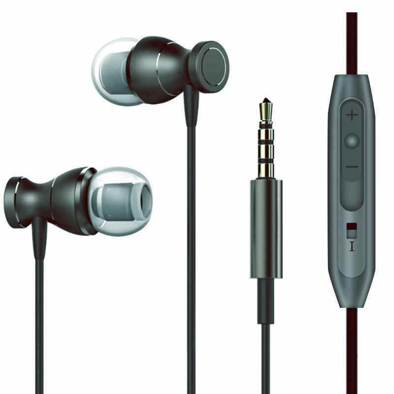 عالية الجودة الموسيقى سماعة أذن لأجهزة سامسونج غالاكسي J4 النواة سماعات الأذن الاذان سماعات سماعات Mic