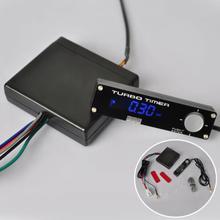MAYITR синий светодиодный цифровой дисплей Авто турбо таймер Реле Контроллер Универсальный комплект для авто запасные части Аксессуары