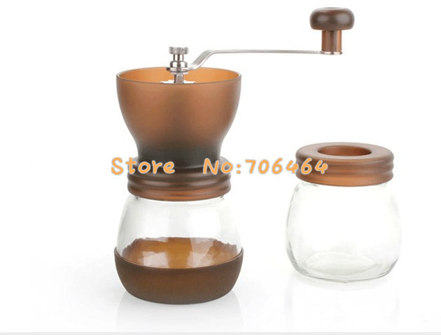 Washable Ceramic core grinder manual coffee grinder  high quanlity portable design kitchenware