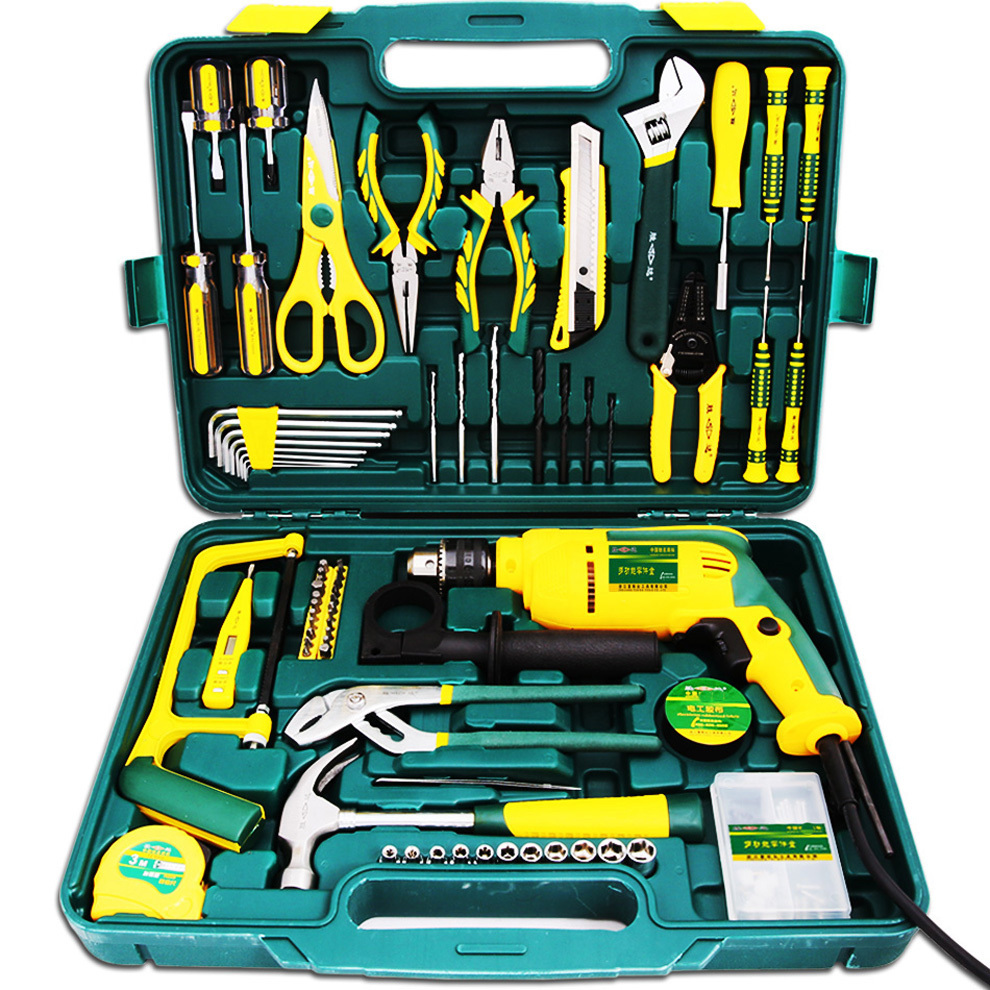 medium resolution of 98pcs set manual household tool kit hardware tools group basic house wiring basic house wiring diagrams