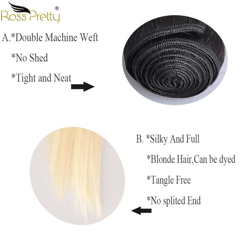 1b 613 hair bundle details