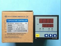 Darmowa wysyłka regulator temperatury TEH-P700 kwadratowy czujnik temperatury