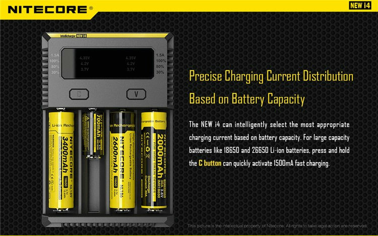 new I4 charger 10