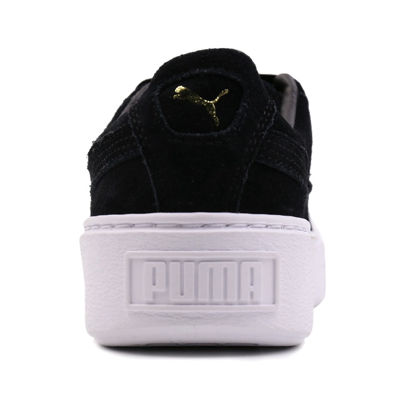 661343177a1 Original New Arrival 2018 PUMA Suede Platform Bling Women s Skateboarding  Shoes Sneakers -in Skateboarding from Sports   Entertainment on  Aliexpress.com ...
