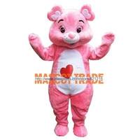 Care Bear Mascot Costume Custom Fancy Costume Anime Cosplay Theme Fancy Dress Carnival Costume
